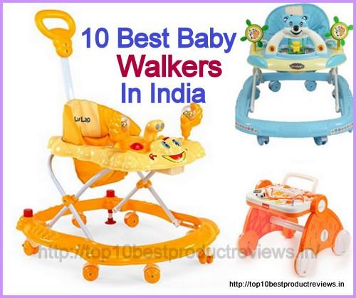 Best Baby Walkers in India