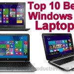 Best Windows 10 Laptops in India
