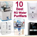 Best RO Water Purifiers in India 2017