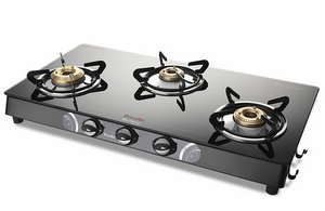 Best Preethi 3 Burner Gas Stove