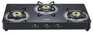 Prestige Royale Plus 3 Burner Gas Stove