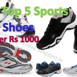 Best Sports shoes under 1000