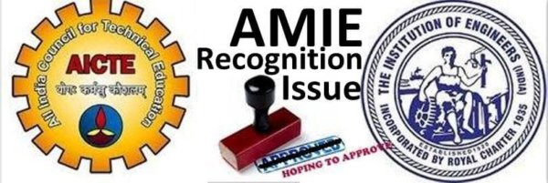AMIE Recognition Issue