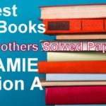 AMIE Section A Books