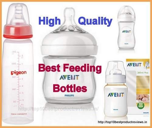 1-Best Feeding Bottles in India