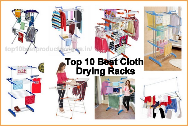 Best Cloth Drying Rack Stand in India