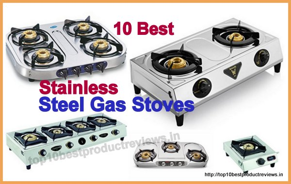 Best Stainless Steel Gass Stoves in India
