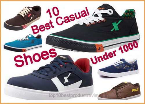 upto 50 branded 10 best casual shoes 1000