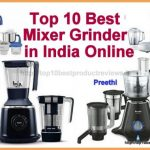 Best 750 Watts Mixer Grinder in India