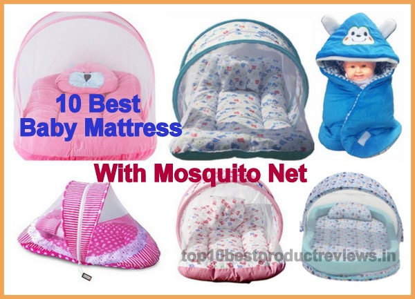 Best Baby Mattress in India with Mosquito Net