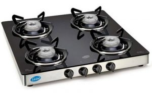Glen 4 burner Gas Stove review
