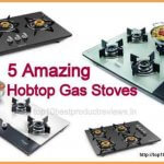 Best Hob Top Gas Stoves in India