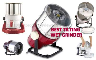 Best Tilting Wet Grinder in India