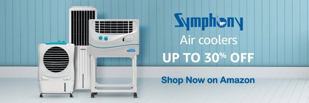 Symphony Air Cooler Offers