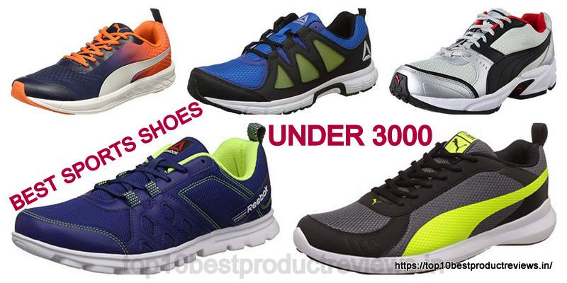 Best Sports Shoes Under 3000