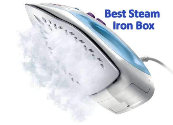 Top 10 Best Steam Iron in India to Buy Online Review