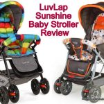 LuvLap Sunshine Baby Stroller Review