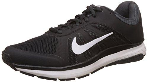 Nike Men's Black/White Running Shoes - 6 UK/India (39 EU) (6.5 US) (831533-001)