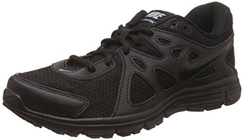 Nike Men's Revolution 2 MSL Sports Running Shoe-UK-6 Black