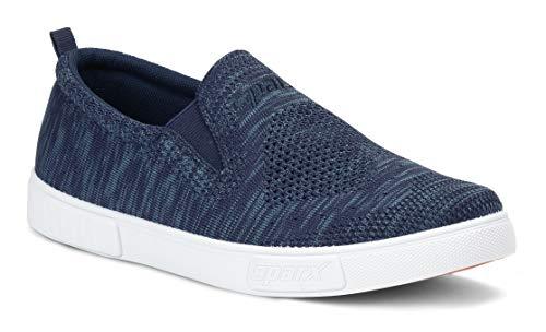 Sparx Men SM-413 Navy Blue White Casual Shoes