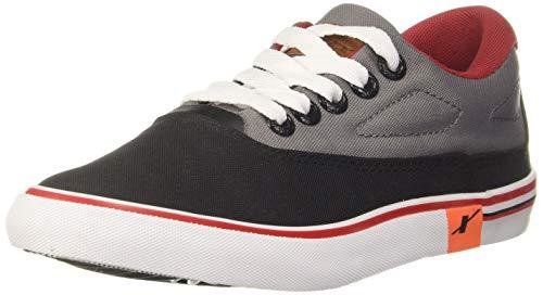 Sparx Men's BKGY Sneakers- 6 UK/India (39.33 EU) (SC0322G)