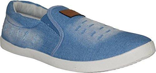 Sparx Men's Sky Blue Casual Shoes(SM-278) (6 UK)