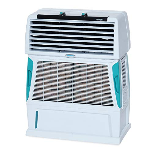 Symphony Touch 55 Ltrs Air Cooler (White)
