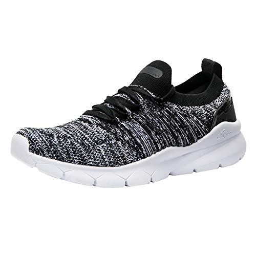 XTEP Dynamic Foam Flex Lightweight Casual Shoes for Men Grey Black