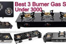 Best 3 Burner Gas Stove Under 3000 [2020 New List]