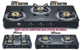 Best Auto Ignition Gas Stove in India [2020 New List]