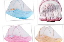 [2020 New List] Best Baby Mattress in India with Mosquito Net
