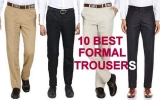 [2020 New Models] 10 Best Formal Trousers in India for Men