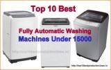 10 Best Fully Automatic Washing Machines Under 15000